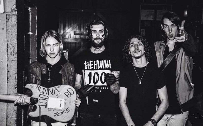 Interview: The Hunna – The Rock Band Fueled With Indie Energy