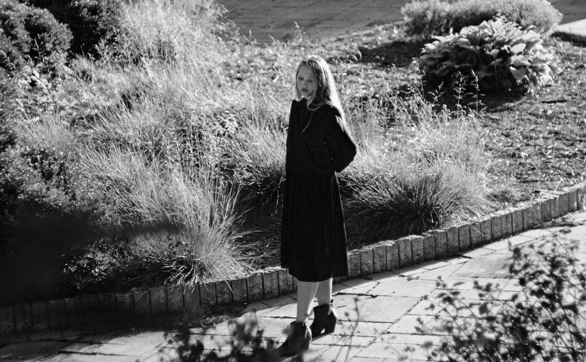 Fashion Editorial: Lily Story by Morgan Ann LaRue
