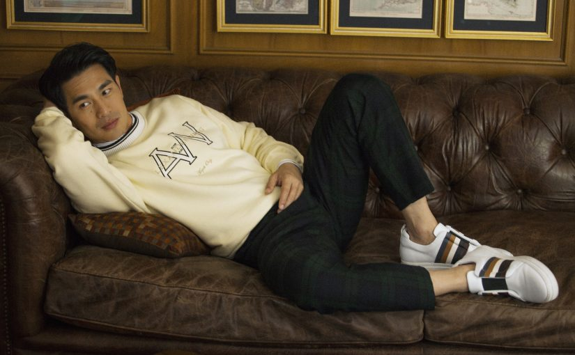 Interview: Pierre Png on 'Crazy Rich Asians'